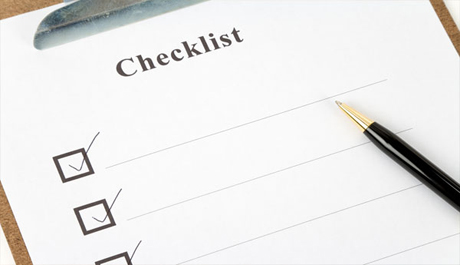 Cleaning Business Checklist