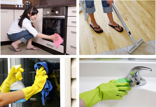 How to start a house cleaning business