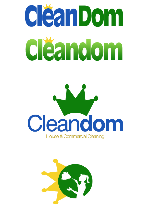 More Cleaning Logos