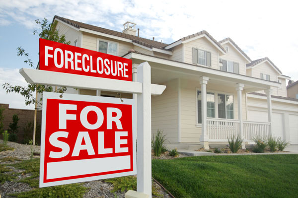 Cleaning Foreclosed Homes